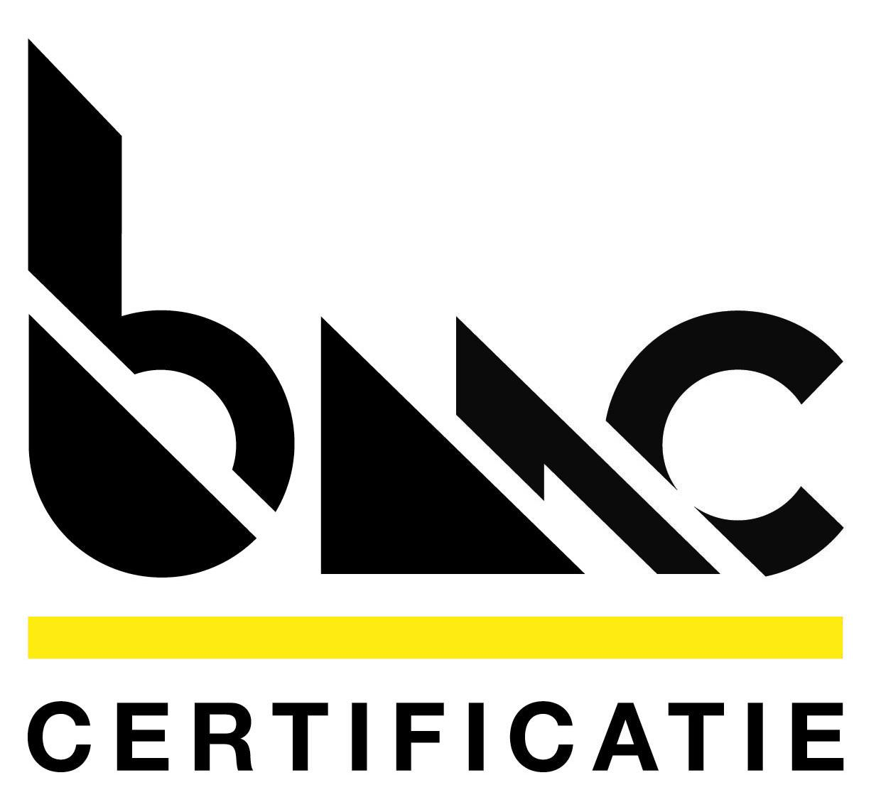BMC-certificatie