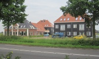 De Trambaan te Broek in Waterland